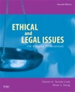 Picture of Ethical and Legal Issues for the Imaging Professional