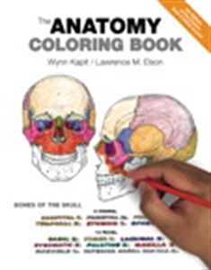 Picture of Human Anatomy Coloring Book 4th Ed.