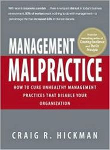 Picture of Management Malpractice