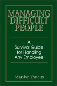 Picture of Managing Difficult People
