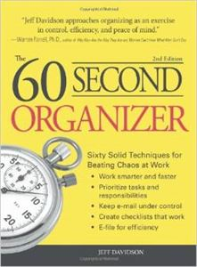 Picture of 60 Second Organizer
