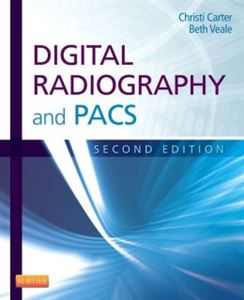 Picture of Digital Radiography & PACS 2nd Edition - Book and Test