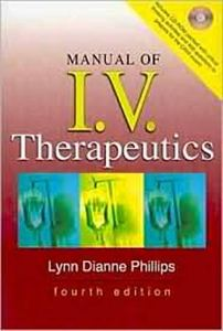 Picture of IV Therapeutics - Book and Test