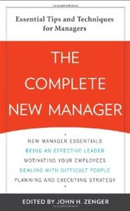 Picture of The Complete New Manager - Book and Test