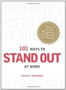 Picture of 101 Ways to Stand Out at Work - Book and Test