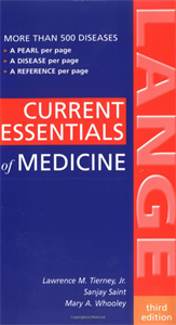 Picture of Current Essentials of Medicine  - Book and Test