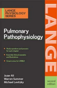 Pulmonary Pathophysiology 2nd ed. CE Course