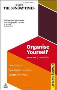 Picture of Organise Yourself - Book and Test