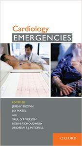 Picture of Cardiology Emergencies - Book and Test