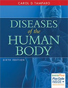 Picture of Diseases of the Human Body - Book and Test