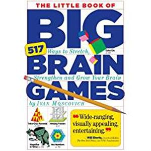 Picture of The Little Book of Big Brain Games