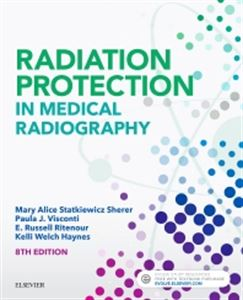 Picture of Radiation Protection in Medical Radiography - 8th Edition
