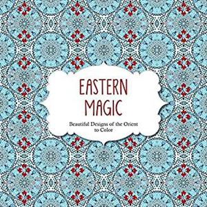 Picture of Eastern Magic Coloring Book