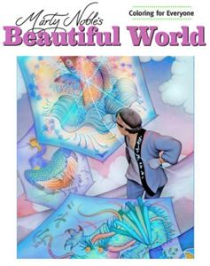 Picture of Beautiful World Coloring Book