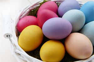 Picture of Easter Eggs Free Standard Shipping
