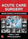 Picture of Acute Care Surgery- Book and Test