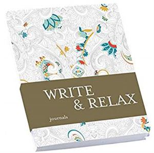 Picture of Write and Relax Journal