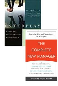 Interpersonal Communication/The Complete New Manager Combo Pack CE Course