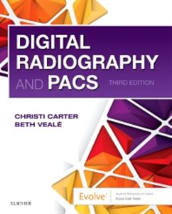 Picture of Digital Radiography & PACS 3rd Edition - Book and Test