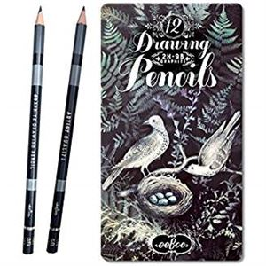 12 Drawing Pencils CE Course