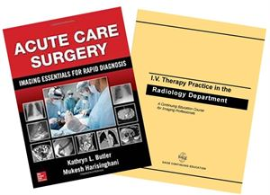 Picture of Acute Care Surgery/IV Therapy Practice Combo Pack