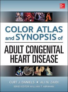 Picture of Adult Congenital Heart Disease- Book and Test