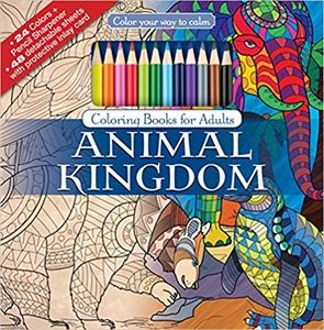 Animal Kingdom Coloring Book CE Course