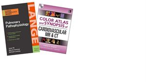 Picture of Cardiovascular MR&CT/Pulmonary Pathophysiology Combination Pack