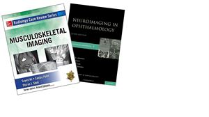 Musculoskeletal Imaging Cases/Neuroimaging in Opthamology Combination Pack CE Course