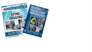 Picture of Imaging for Health Care Pracititioner/Spine Imaging Combination Pack