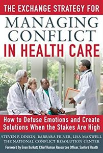 The Exchange Strategy for Managing Conflict in Health Care CE Course