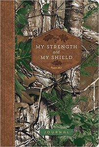 Picture of My Strength and My Shield Personal Journal