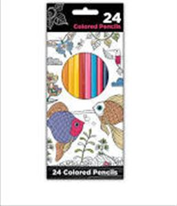 24 Colored Pencils CE Course