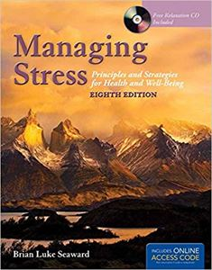 Picture of Principles for Managing Stress Part 1