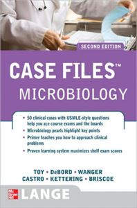Picture of Microbiology Case Files