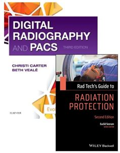 Picture of Radiation Safety/Digital Radiography Combo Pack