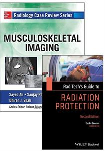 Picture of Musculoskeletal Imaging Cases/Radiation Safety Combination Pack