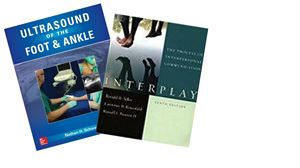 Picture of Interpersonal Communication/Foot & Ankle Ultrasound Combination Pack