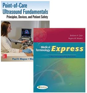 Picture of Ultrasound Fundamentals/Medical Terminology Express Combination Pack